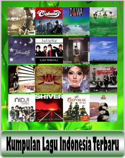 Kumpulan Lagu-Lagu Indonesia Terbaru